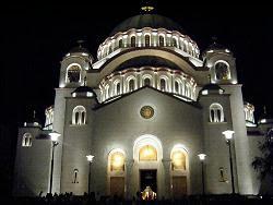 كنائس الصرب قلاع مسيحية