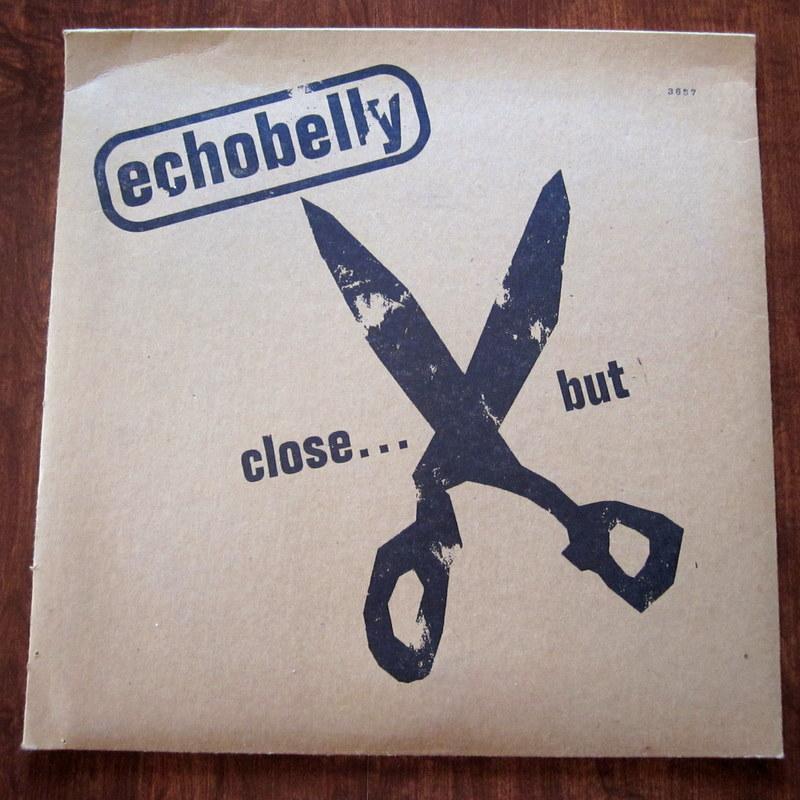 All The Vinyl Records I Still Have Alphabet City