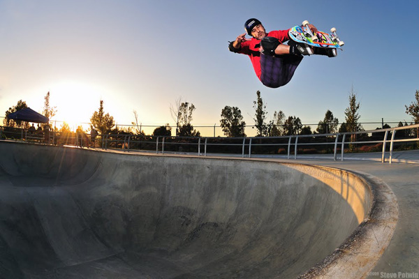 Skateboarding Hall of fame 2010: the event will honor skateboarding legends Torger Johnson, Stacy Peralta, Steve Caballero, Eric Koston, Bob Burnquist and Patti McGee