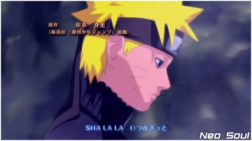 Naruto shippuuden opening 5 Hotaru no Hikari