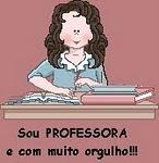 SOU PROFESSORA!!!!