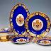 San Pietroburgo, Museo Hermitage: Stemmi Araldici su Porcellane Russe fino al 29 Marzo 2009