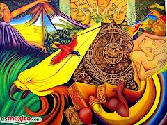 Murales Prehispánicos
