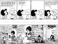 """""""Cómics Mafalda"""""""