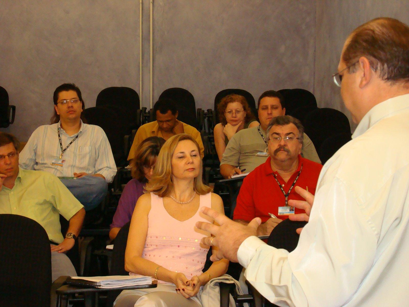 Treinamento dos Diretores e Gerentes