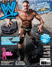 LA REVISTA DE LA WWE OFICIAL VA A SALIR EN ESPAÑOL. SALDRÁ EL 28 DE FEBRERO