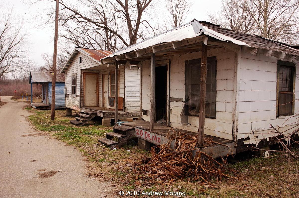urban decay more shotgun shacks marys alley vicksburg ms