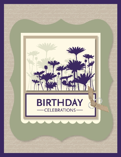 stampingville  happy birthday digital card and birthday