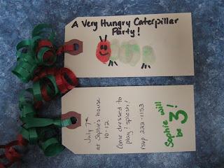 very hungry caterpillar fingerprint