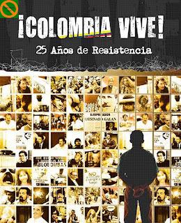 Colombia Vive, 20 Años de Resistencia