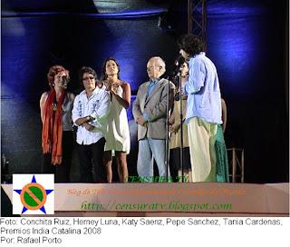 Premios India Catalina 2008 - Pura Sangre