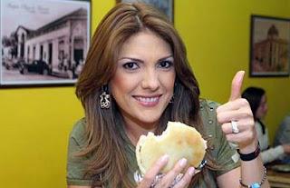 Ana Karina Soto desmiente el ser la del vídeo caliente que circula en la internet. 'Foto del etiempo.com'