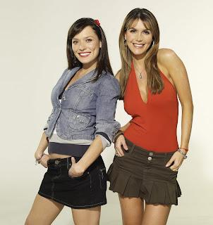 Carolina Acevedo E Isabel Cristina Estrada fueron la ganadora de dos Premios TV y Novelas, protagonista y nueva estrella favorita, respectivamente