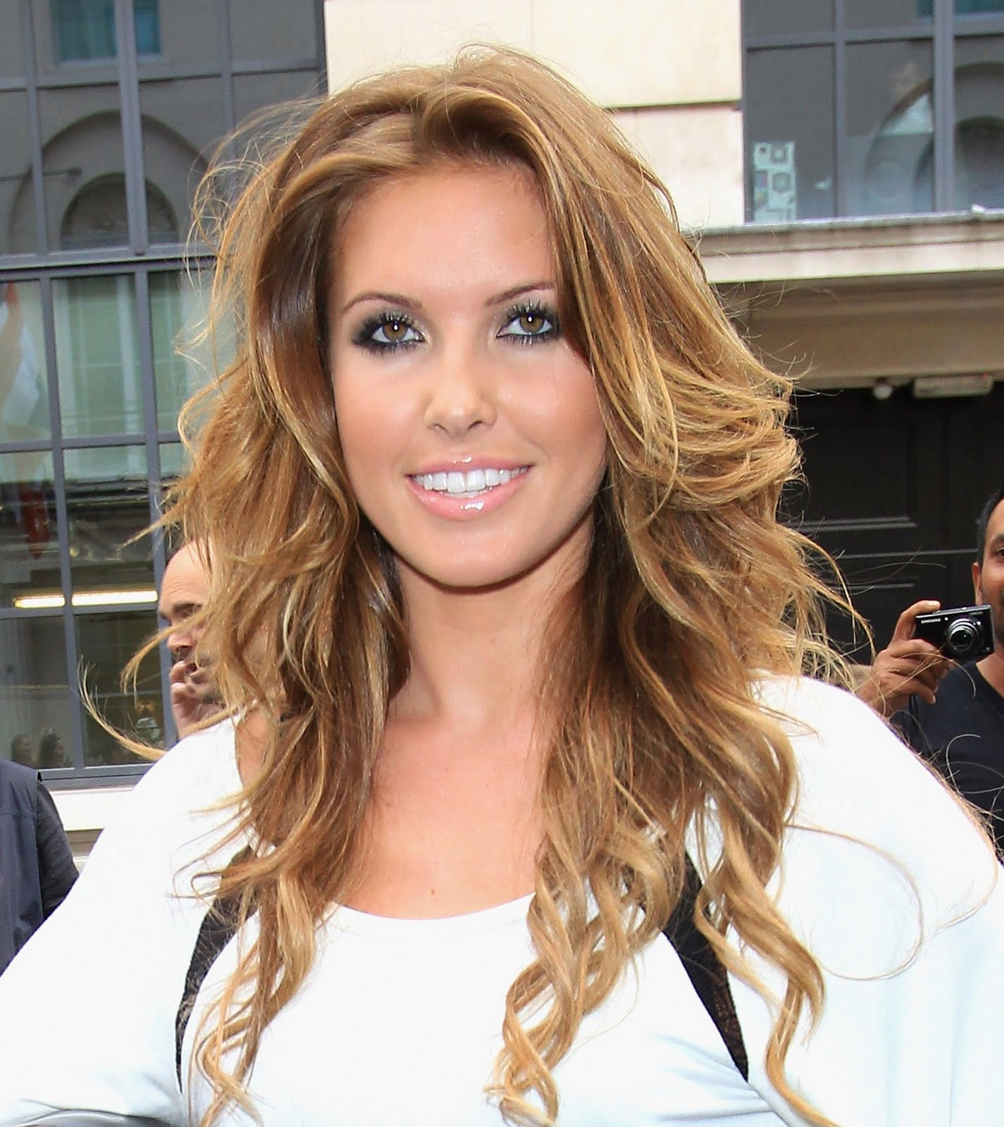 Audrina patridge highlights