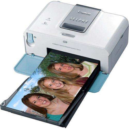 RedRosesBloom Canon Selphy CP510 Printer
