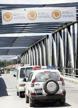 Comoro Bridge, Dili, Timor-Leste.