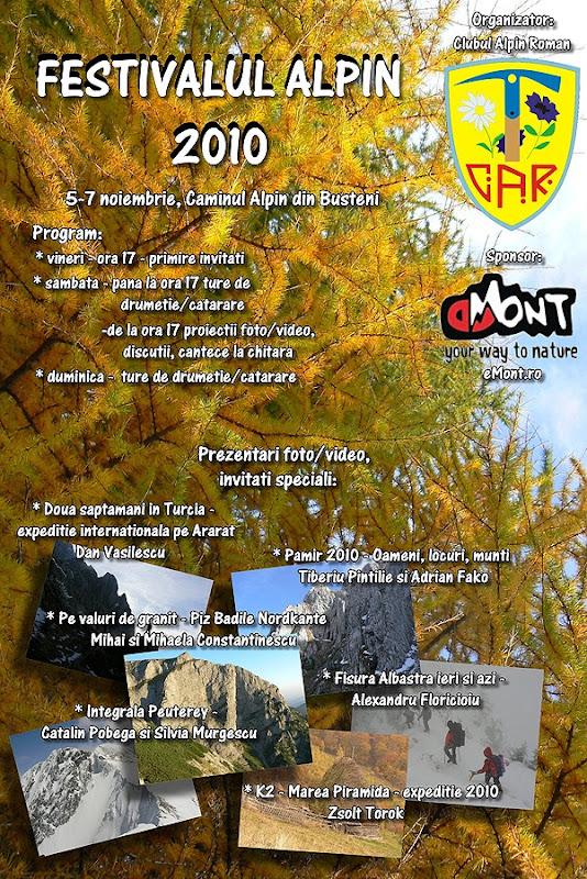 Festivalul Alpin 2010