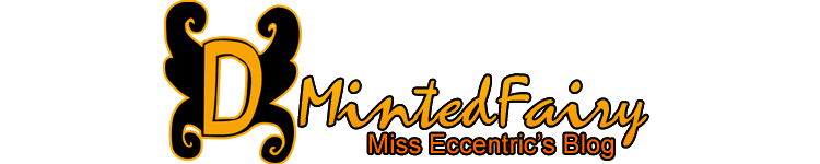 Miss Eccentric's Blog