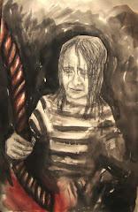 """Reata que finita"".             Karina Ortiz Varela"