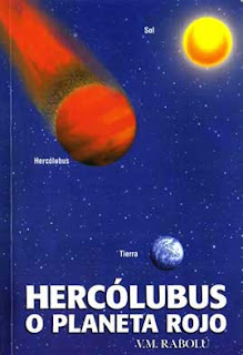 """Libro de la semana : """"Hercólobus o planeta rojo"""" de A.M. Rabolu"""