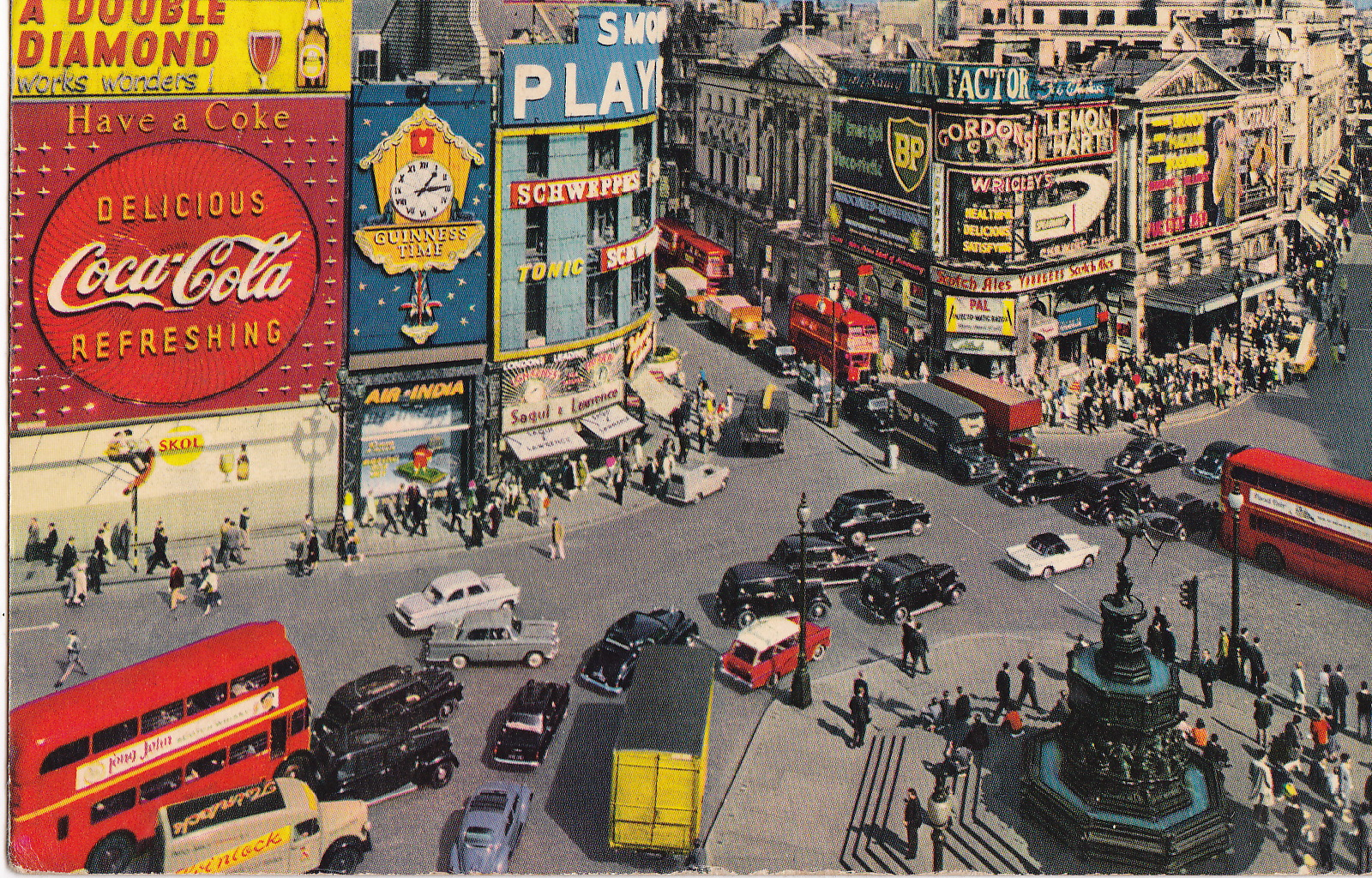 Where to buy old postcards in london