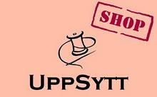 UppSytts egen webshop!