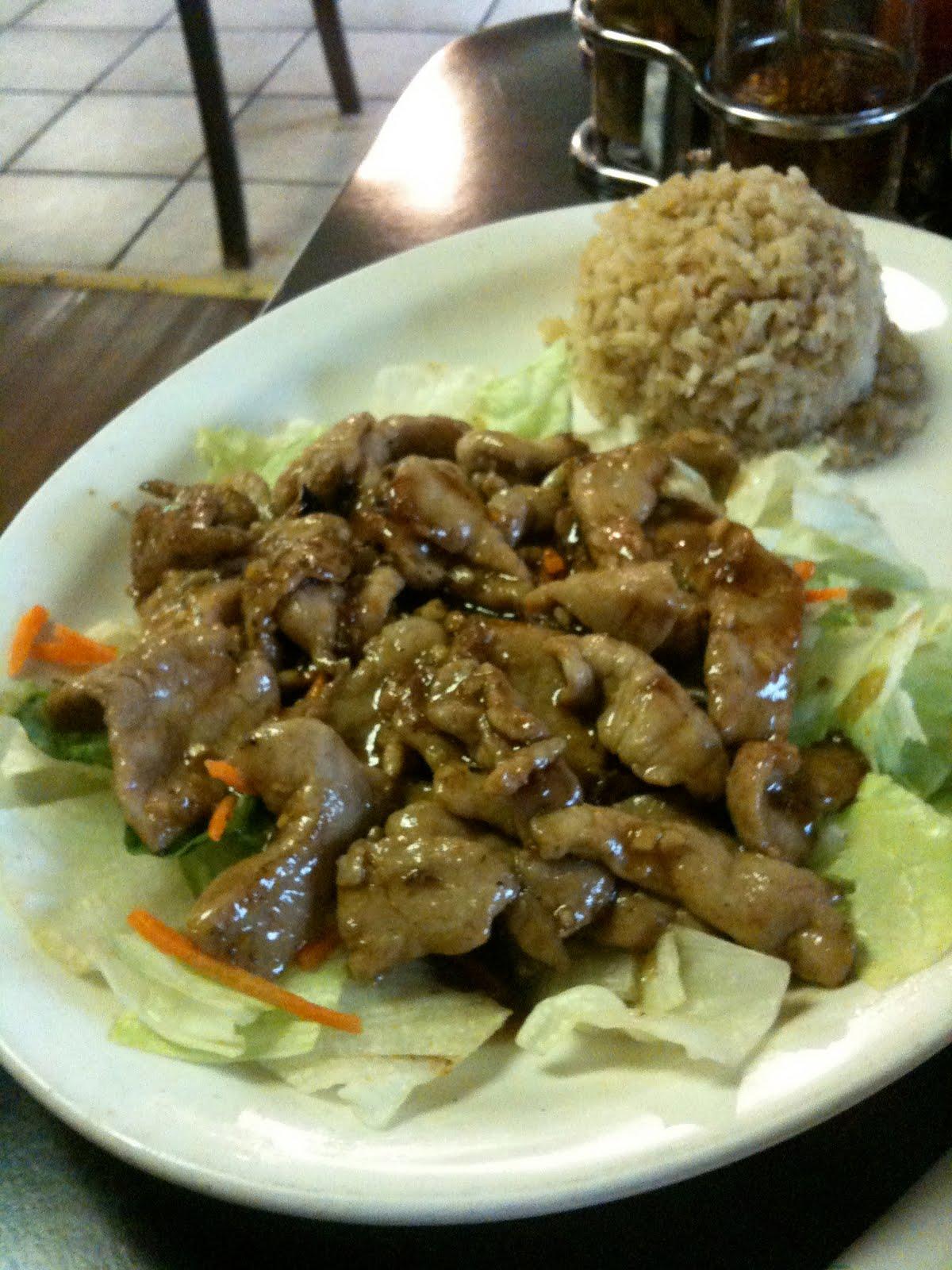 Denton: Rated: Oriental Garden Restaurant