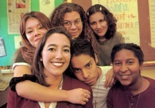 Freedom Writers' corner