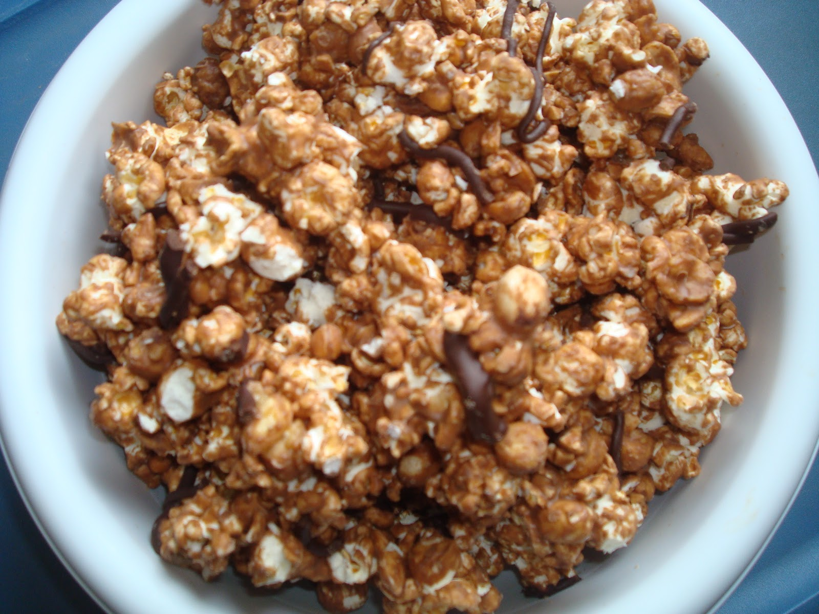 menu managed: Reeses Peanut Butter Popcorn