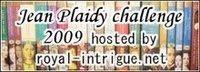 Jean Plaidy Challenge Logo