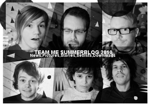 Team me - Summerblog 2010