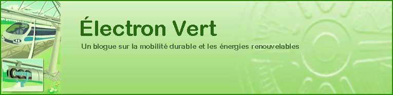 Électron Vert