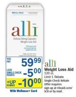 Alli, weight, loss : Discount Pharmacy