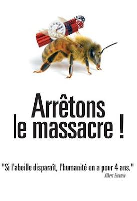 Une hécatombe d'abeilles en Loire-Atlantique
