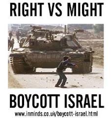 BOIKOT ISRAEL 2