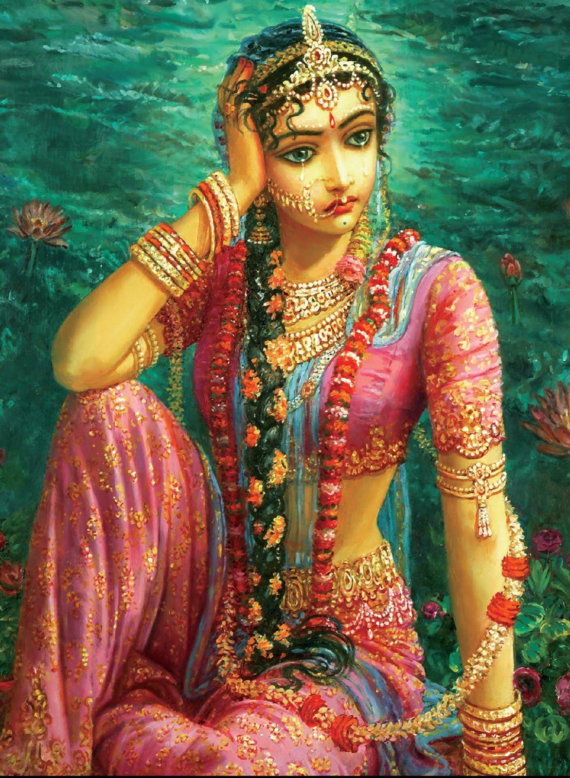 Radharani Sanatana Dharma Hindui...