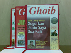 BUNDEL MAJALAH GHOIB