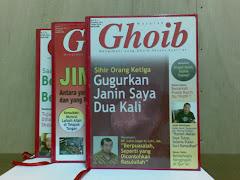 BUNDEL MAJALAH GHOIB