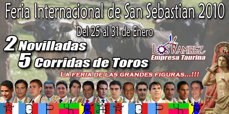 Feria Internacional de San Sebastian