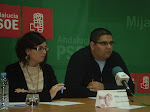 Rueda de prensa en Mijas