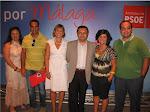 CEP PSOE Málaga