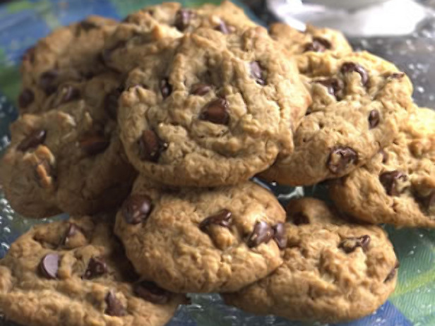 Sale Your House Oatmeal Chocolate Chip Cookies | Stressed Spelled ...