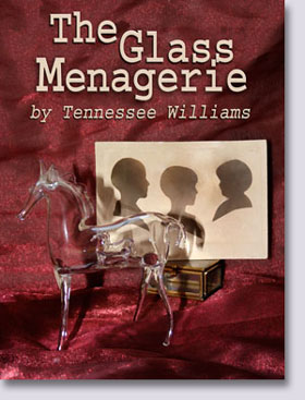 an analysis of symbolism in tennessee williams the glass menagerie Symbols in glass menagerie (williams 792) tennessee williams uses a glass unicorn, a victrola and, and also blue roses to symbolize laura wingfield in his play the glass menagerie williams' brilliant use of symbolism tells a story within itself.