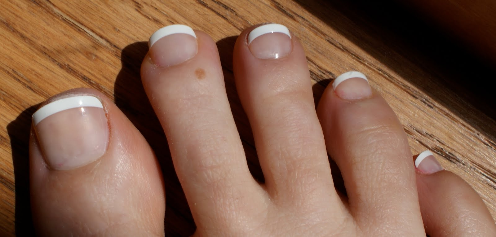 French Nails Feet | Best Nail Designs 2018