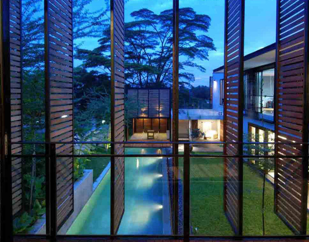 Minimalist Architecture and Home Interior Malaysian style