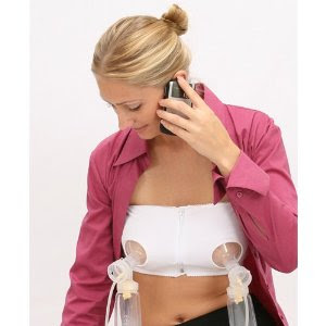 Easy+Expression+Bustier+Hands-free+Pumping+Bra