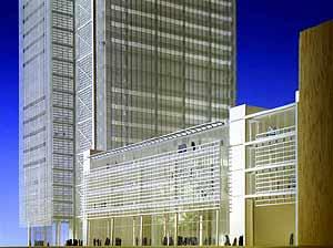 Minimalist Architecture And Home Interior New York Times Company New Headquarters