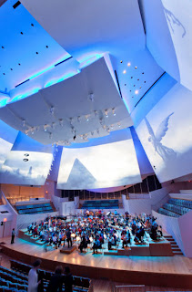 Gehry's centre for New World Symphony