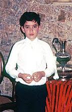 Renato Russo com 11 Anos.
