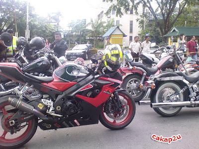 Sabah Big Bikers Club,aktiviti kelab bermotosikal sabah